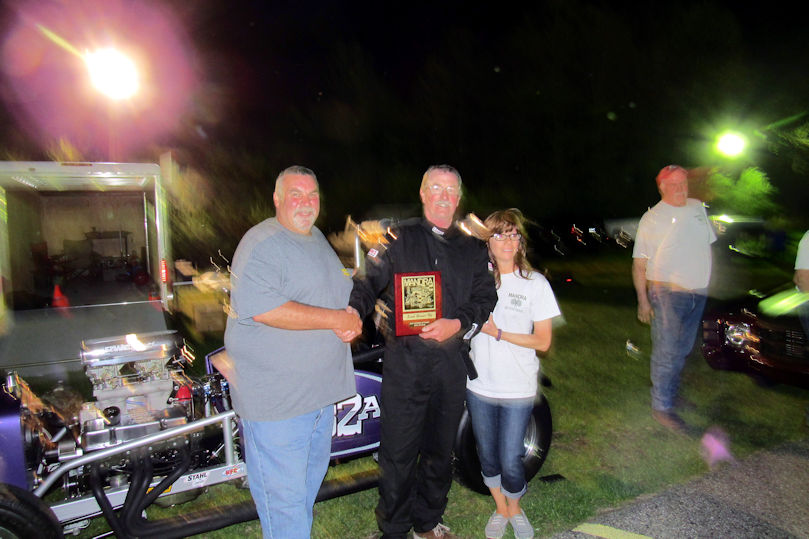 Randy Campbell Island Dragway Runner Up