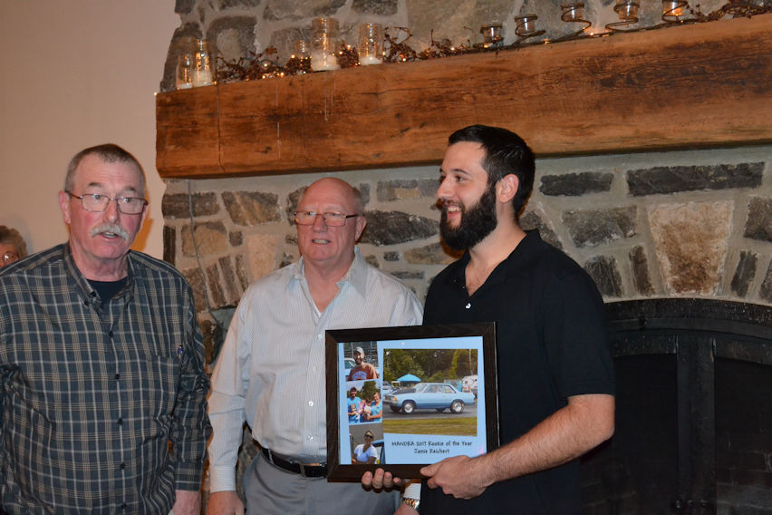 Rookie of the Year-James Reichert