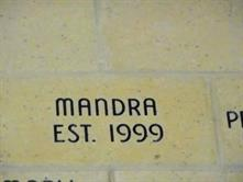 MANDRA Brick in EMMR Wall
